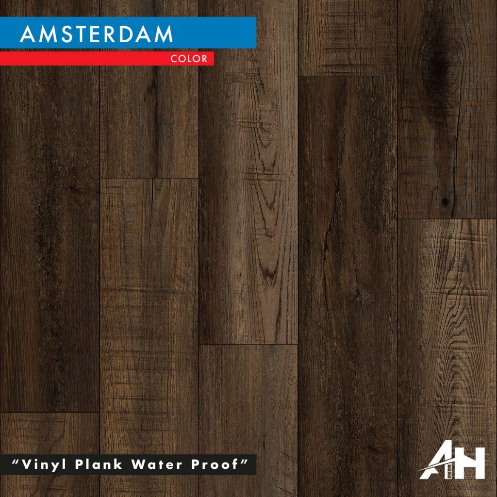 Vinyl Plank Waterproof Amsterdam
