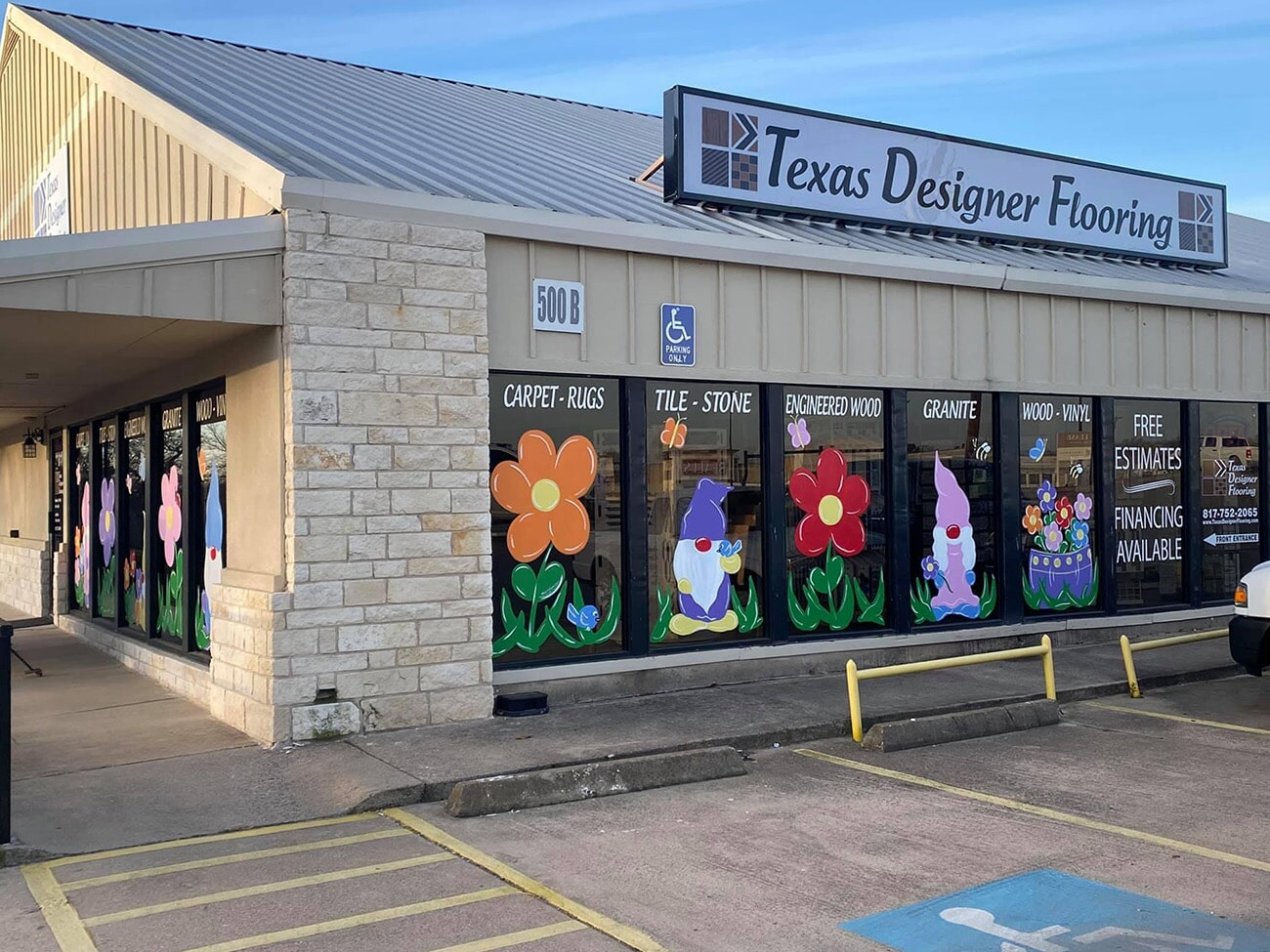 Come visit our Azle location for all your flooring needs at Texas Designer Flooring!