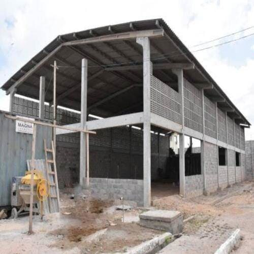 PWA Construtora - Construção de Estruturas Metálicas