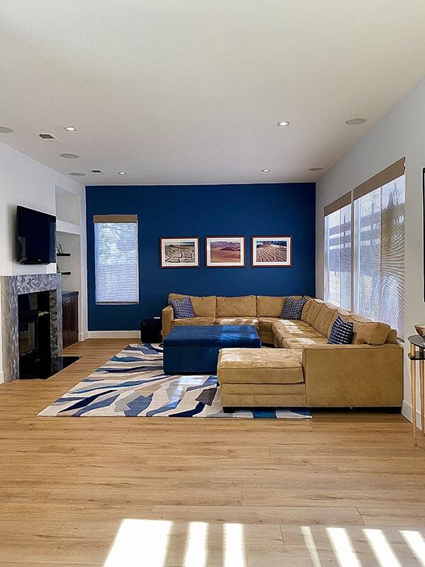 Luxury vinyl tile in  from Metro Flooring