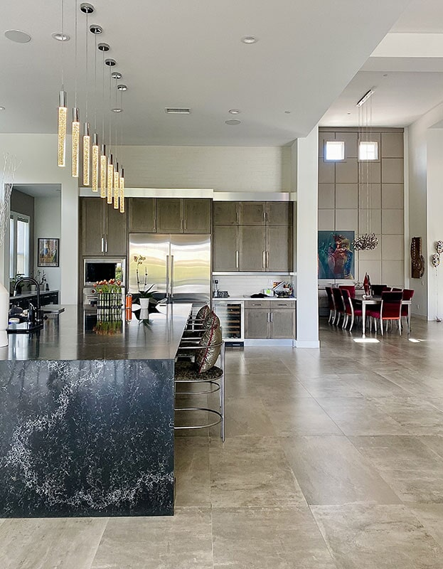 Tile flooring in  from Metro Flooring