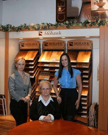 Flooring design professionals in the Augusta, GA area - A & D Carpets & Hardwoods