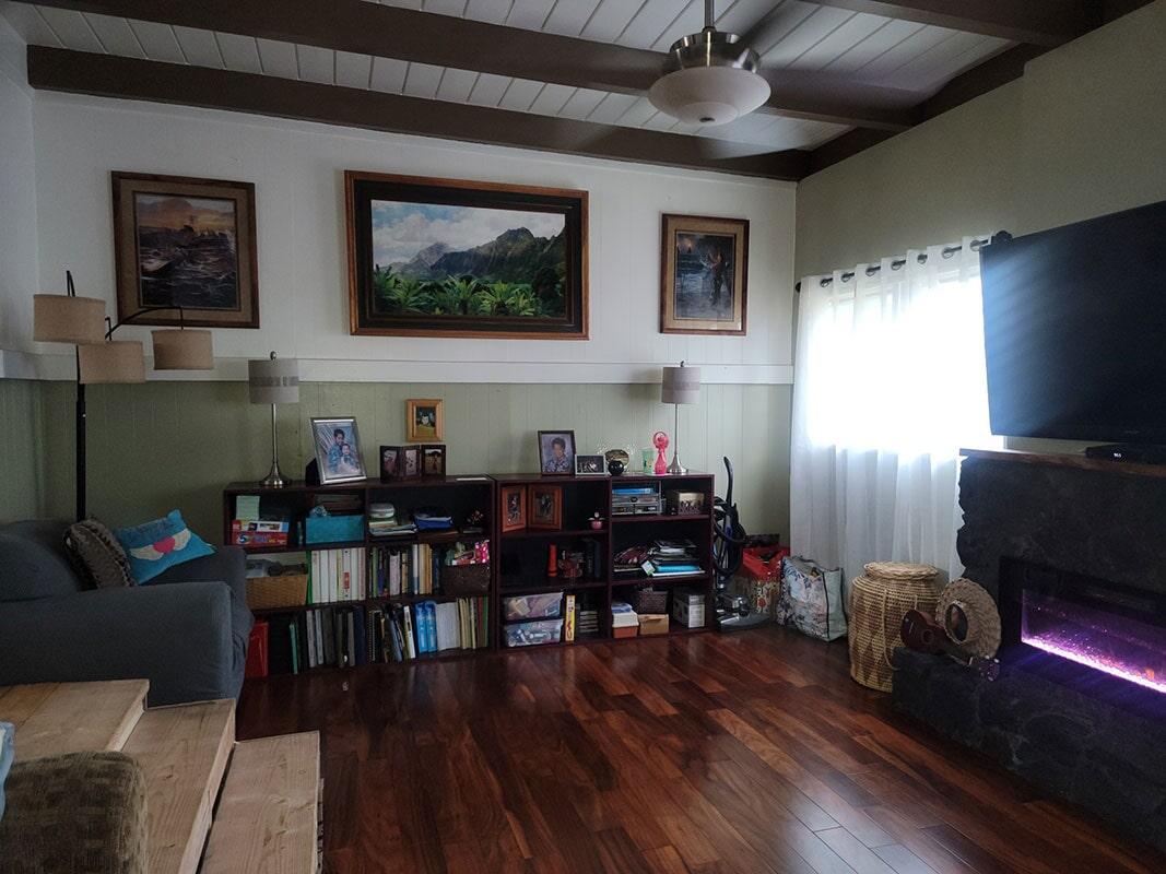 Baroque Flooring: Golden Teak Acacia hardwood flooring in Honolulu, HI