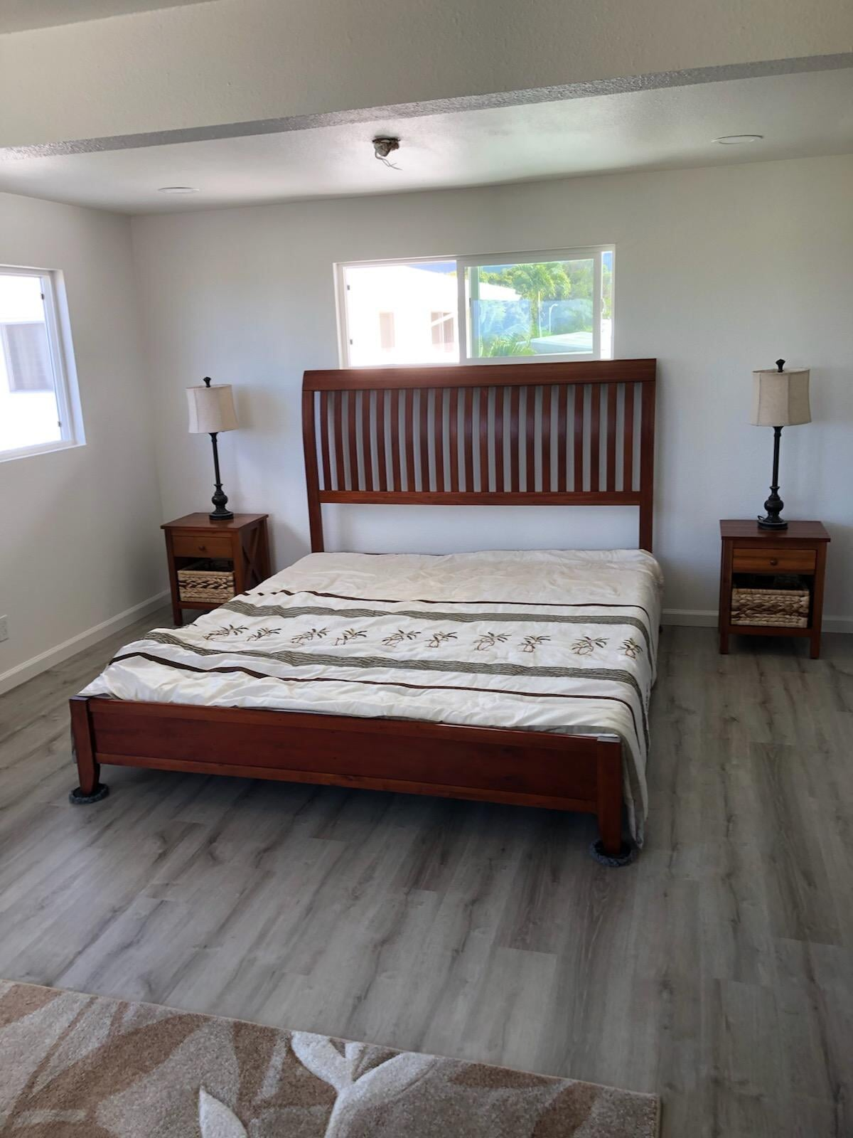 Pacifica: Anvil Beach Oak vinyl plank flooring in Ewa Beach, HI