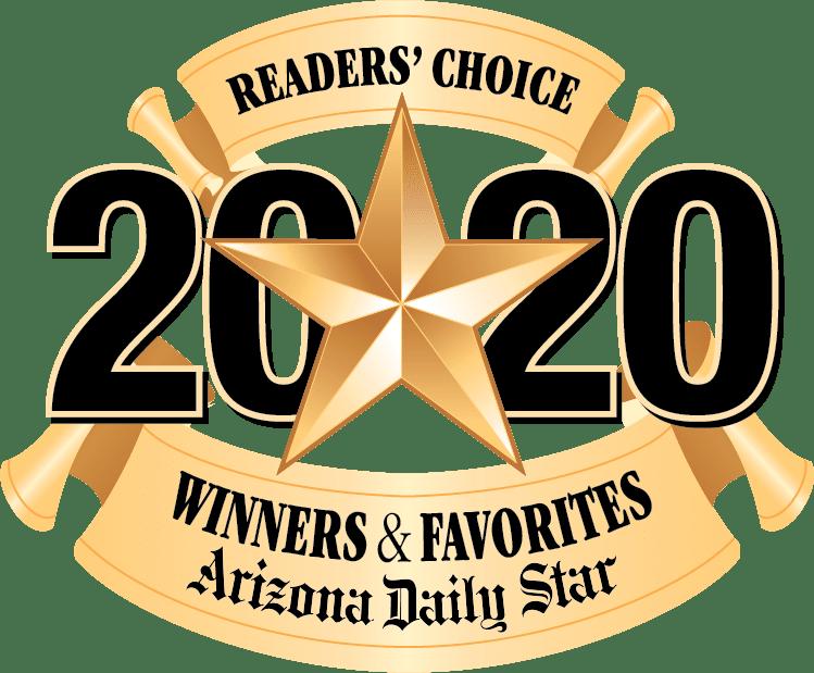 2020 Arizona Daily Star Reader's Choice Winner