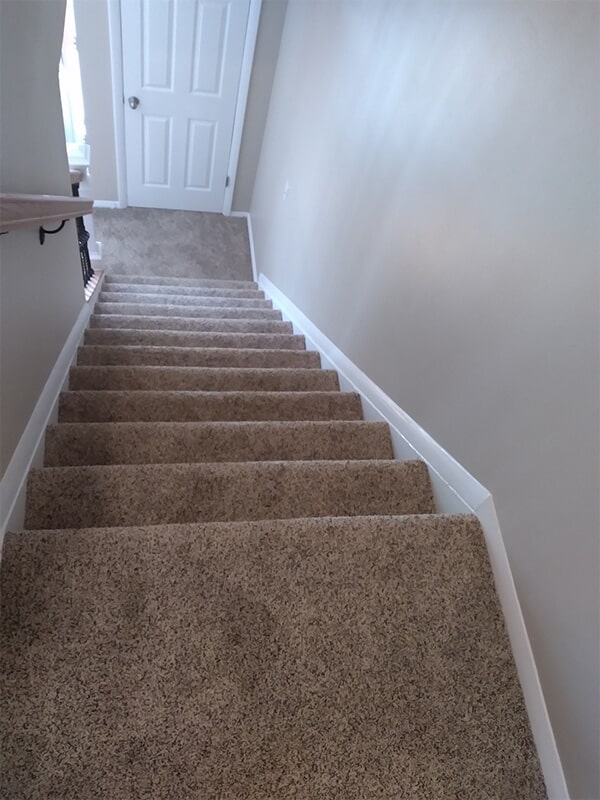 Carpet stairs in Gaithersburg, MD from FLOORMAX