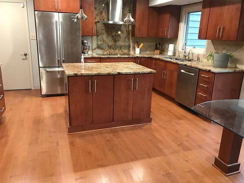 Wood floors in Germantown, MD from FLOORMAX