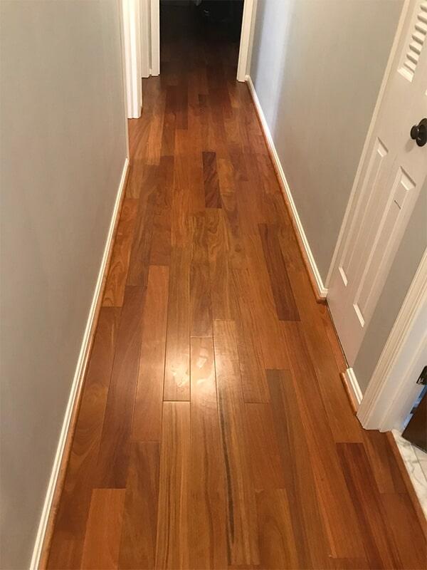 Hardwood flooring in Laurel, MD from FLOORMAX