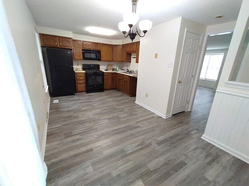 Vinyl flooring in Silver Spring, MD from FLOORMAX