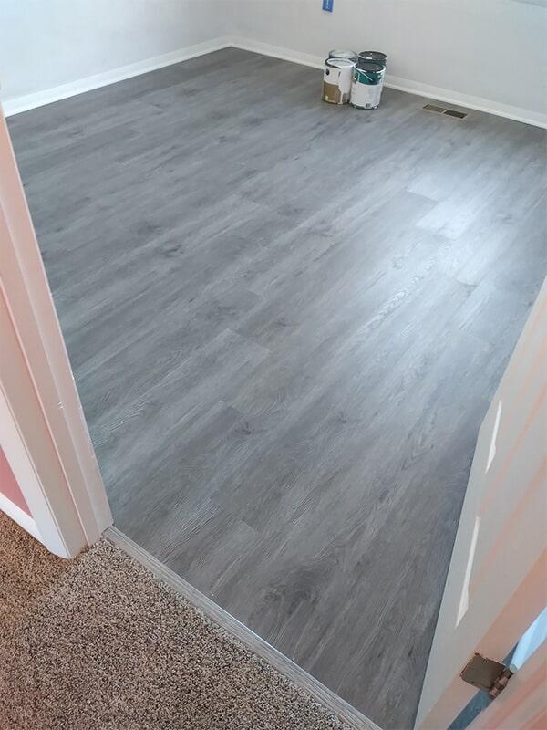Luxury vinyl flooring in Germantown, MD from FLOORMAX