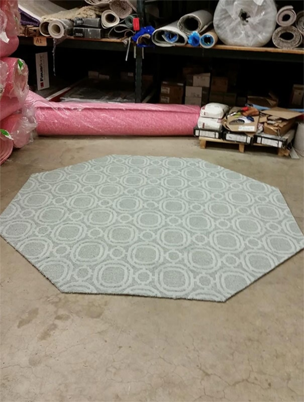 Custom Shaw Caress area rug in Saint John, IN from Yancey's House of Carpets