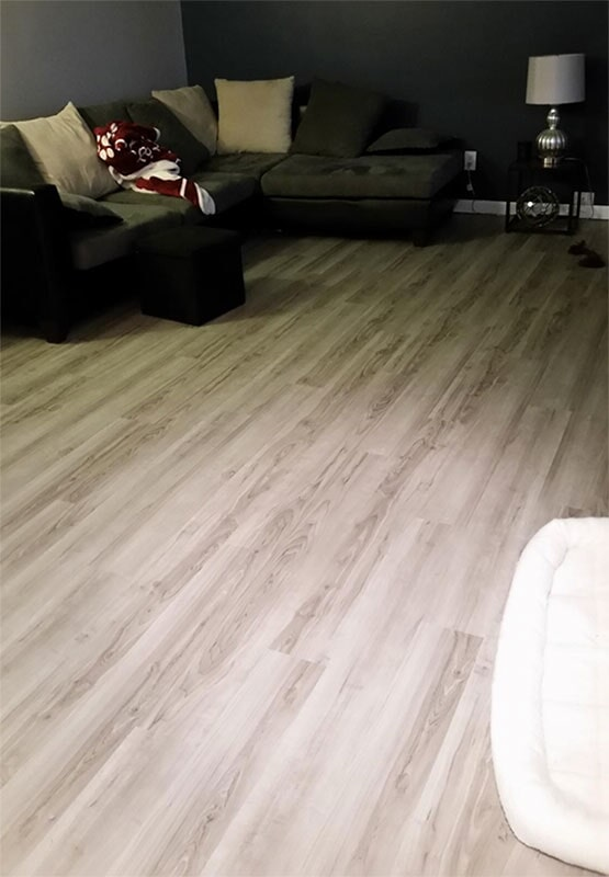 Mohawk SolidTech flooring in Cedar Lake, IN from Yancey's House of Carpets