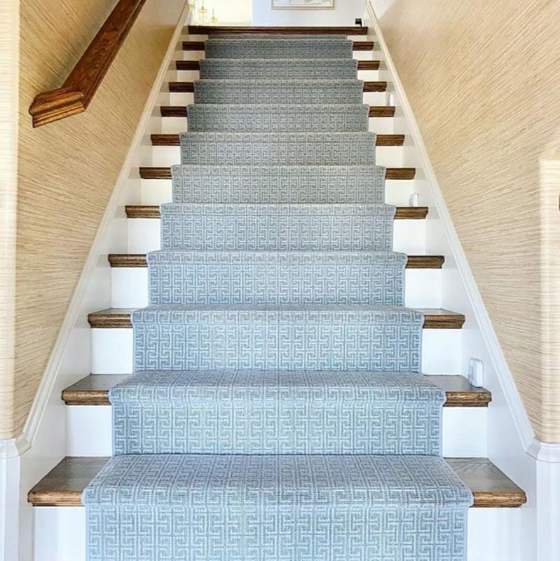 Carpet stair runner in  from Bell's Carpets & Floors