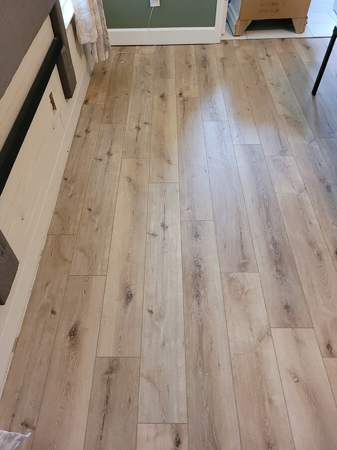Vinyl flooring from Carpet Outlet Of Shelby County in Alabaster, AL