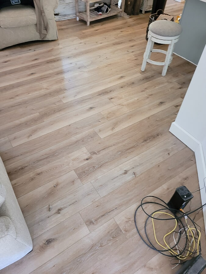 Wood flooring from Carpet Outlet Of Shelby County in Trussville, AL