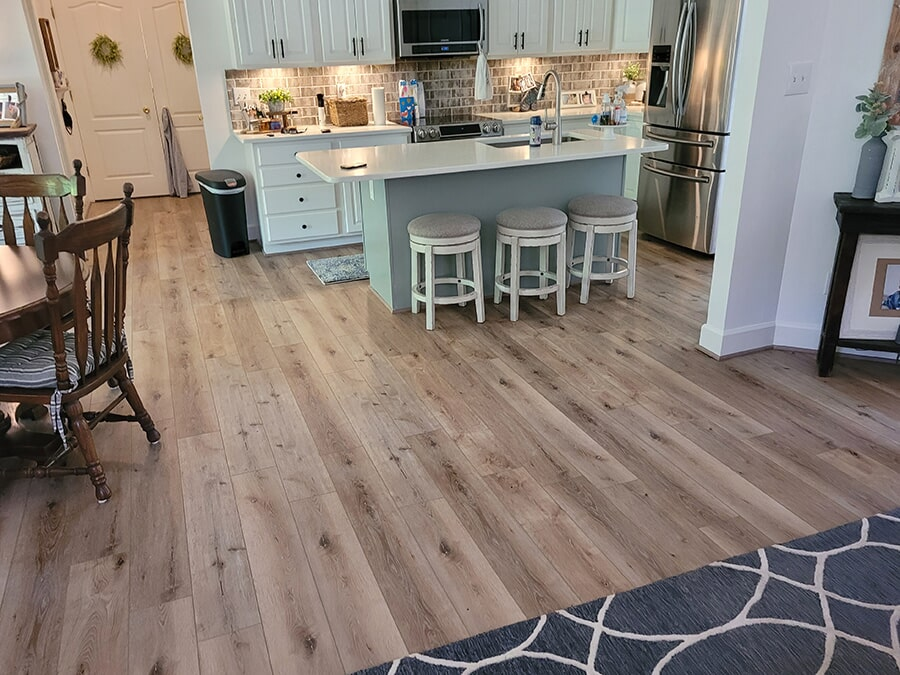 Vinyl plank flooring from Carpet Outlet Of Shelby County in Birmingham, AL