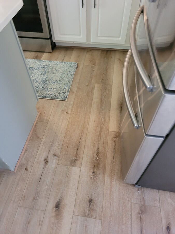 Luxury vinyl flooring from Carpet Outlet Of Shelby County in Pelham, AL