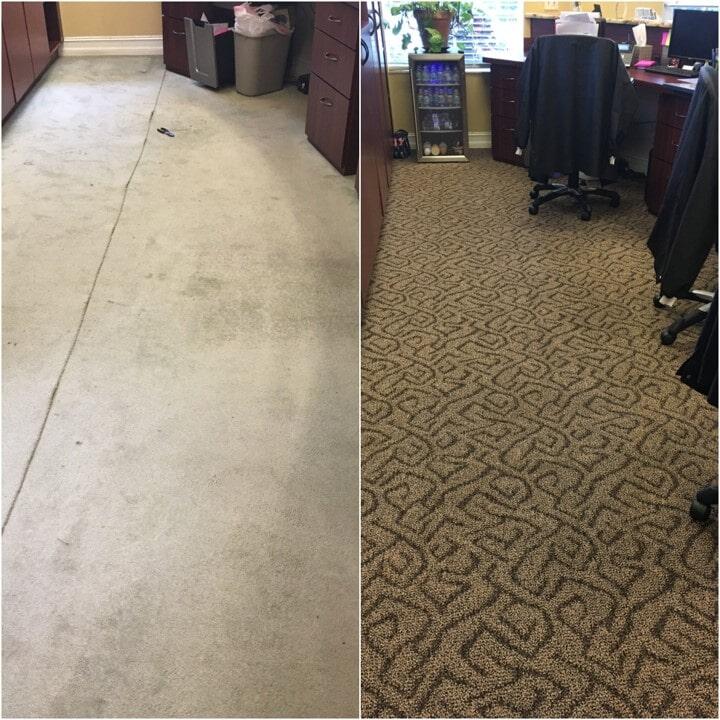 Carpet flooring installation in Palm City, FL from Carpets Etc