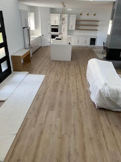 Luxury vinyl plankin Osceola, IN from Comfort Flooring