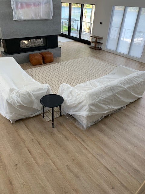 Vinyl plank flooring in South Bend, IN from Comfort Flooring