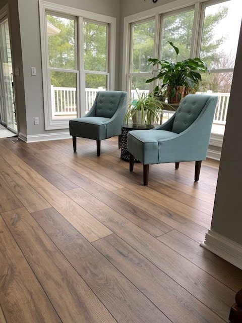Luxury vinyl plank in Edwardsburg, MI from Comfort Flooring