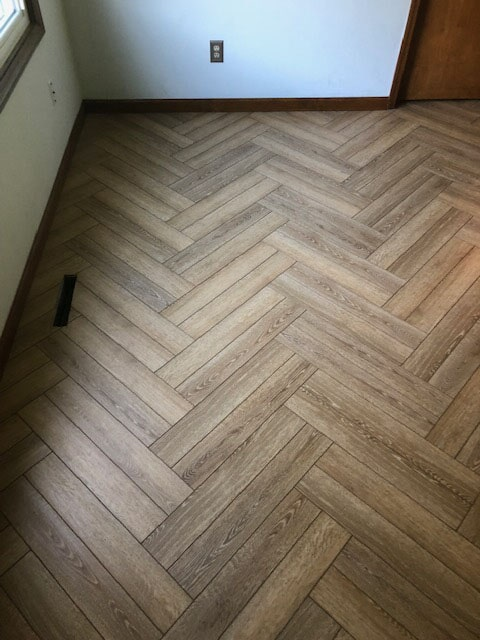 Vinyl plank in Mishawaka, IN from Comfort Flooring