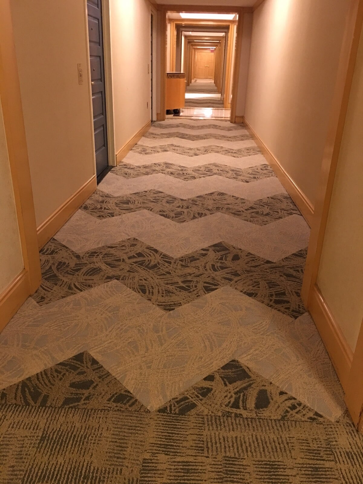 Hallway carpet in Silver Spring, MD from FLOORMAX