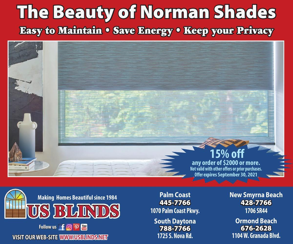2021 US Blinds Shades September Promo