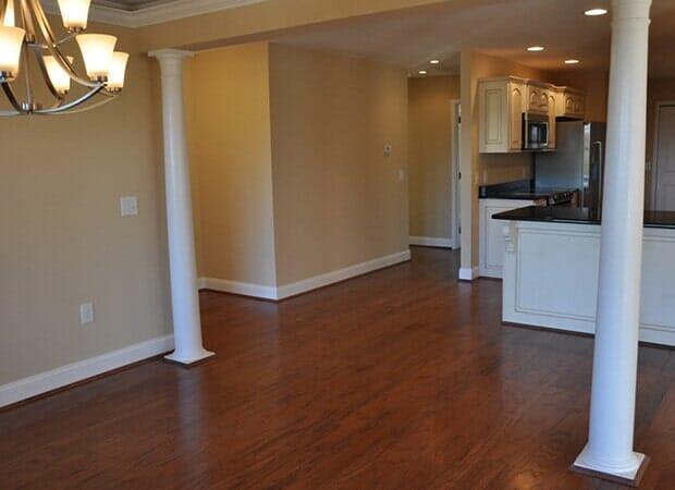 Classic engineered wood floors in Morganton, NC from Munday Hardwoods, Inc