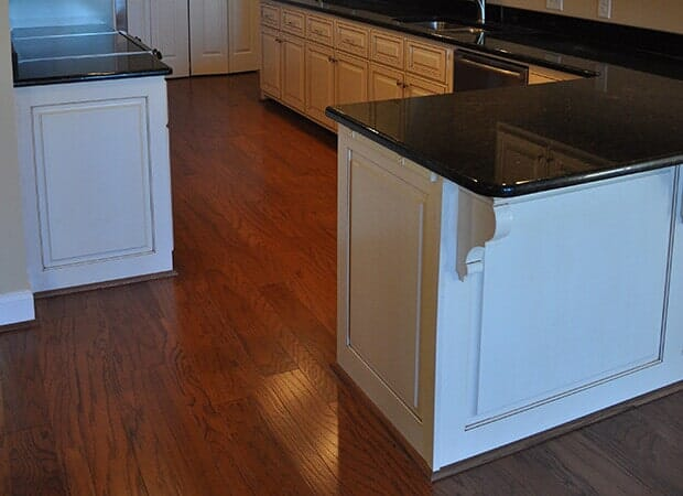 Kitchen hardwood flooring in Blowing Rock, NC from Munday Hardwoods, Inc