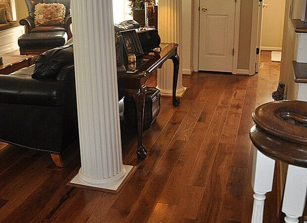 Rustic engineered wood flooring in Wilkesboro, NC from Munday Hardwoods, Inc