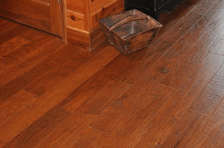 Textured wood floors in Lenoir, NC from Munday Hardwoods, Inc