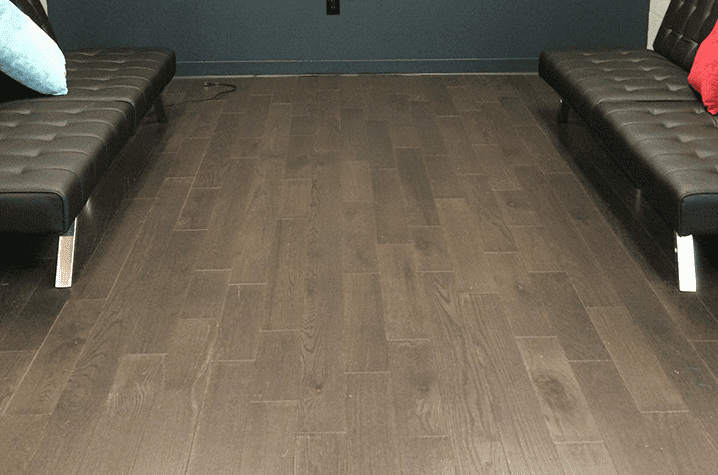 Grey hardwood flooring in Hudson, NC from Munday Hardwoods, Inc