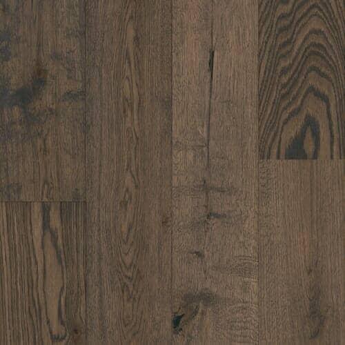 Genwood Bashful hardwood flooring in Celestial Gray from General Floor