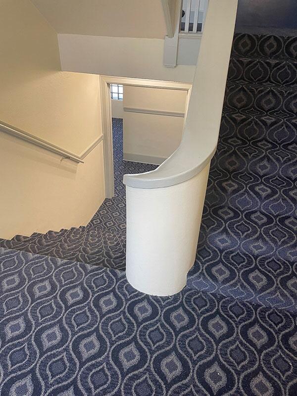 Stairs & Hallways 1