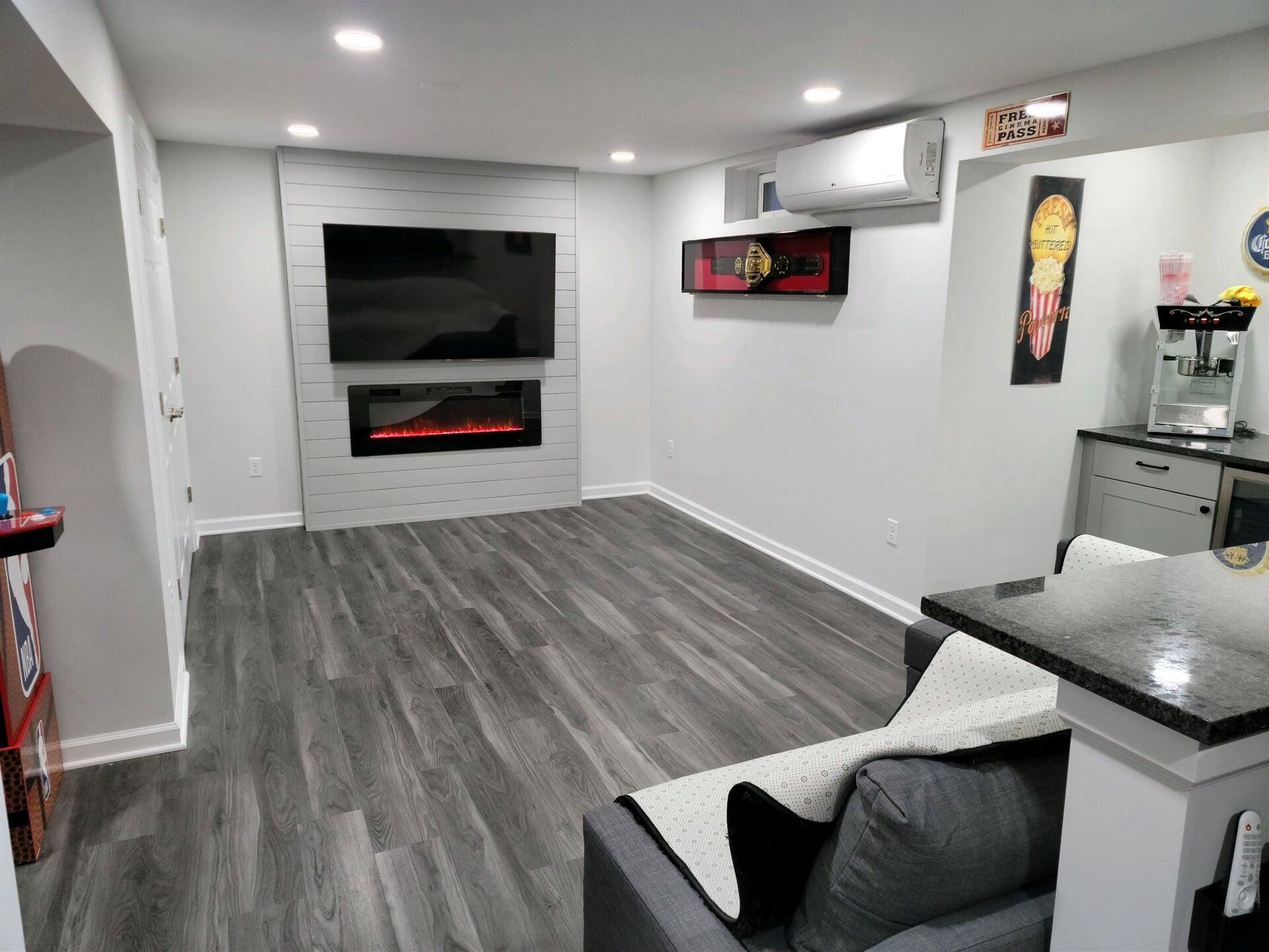 Luxury vinyl plank flooring in Freehold Township, NJ from Carpet Yard