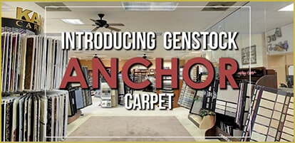 Introducing Genstock Anchor carpet from MP Contract Flooring in Edison, NJ