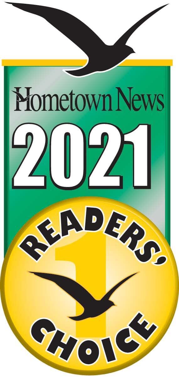 2021 Readers' Choice Award