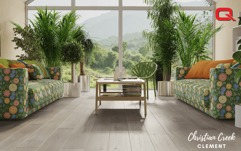 Christian Creek Clement in  from Quantum Floors