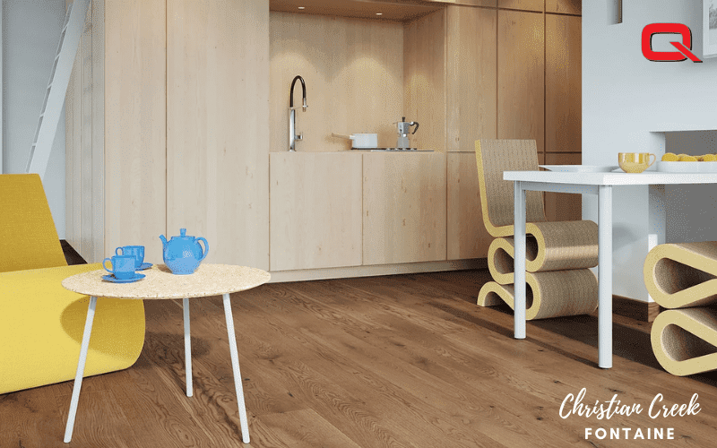 Christian Creek Fontaine in  from Quantum Floors