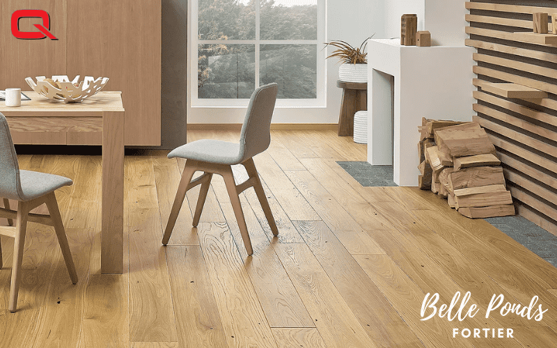 Belle Ponds Fortier in  from Quantum Floors