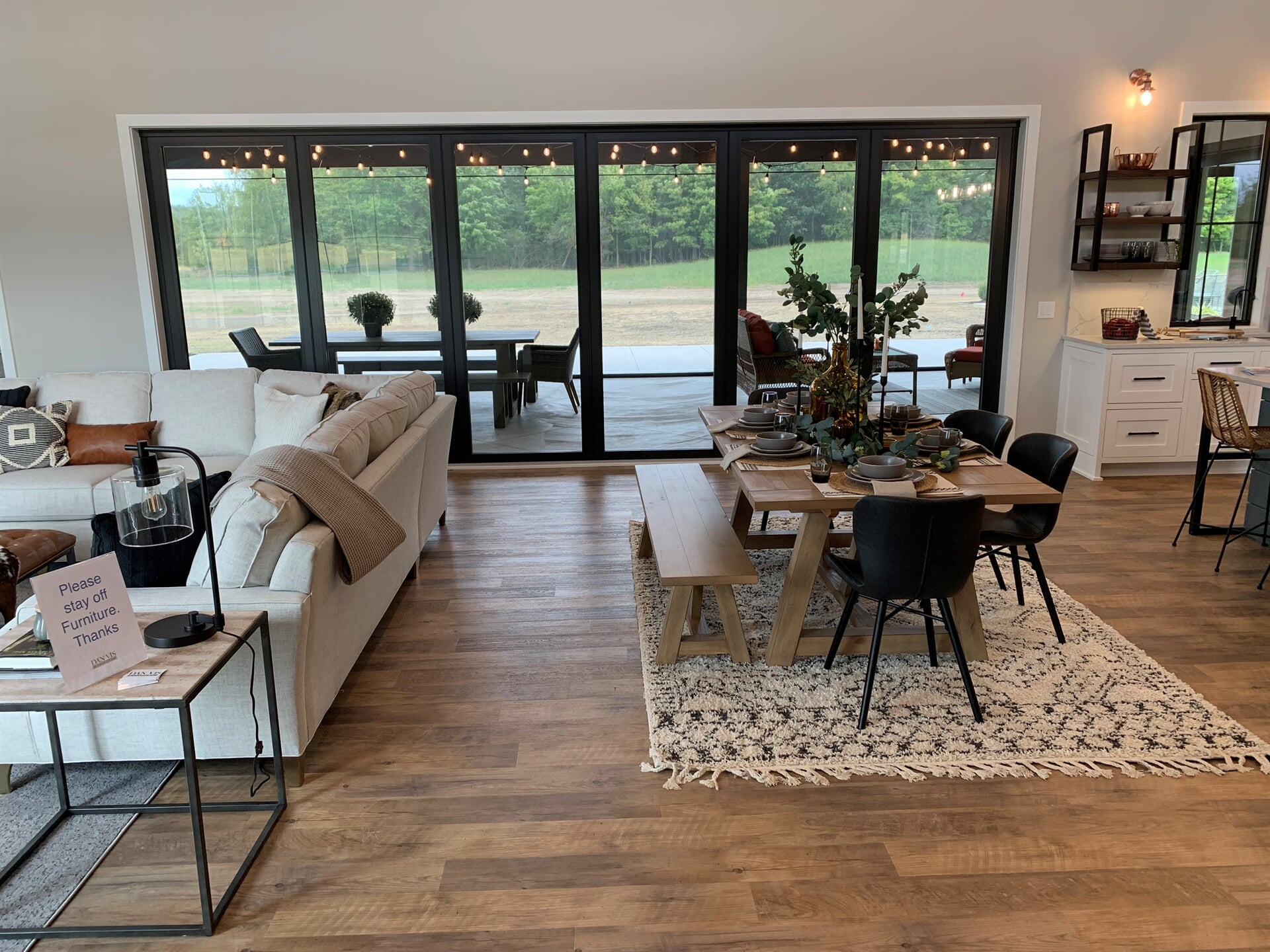 Laminate flooring in Jamestown, MI from Village Custom Interiors