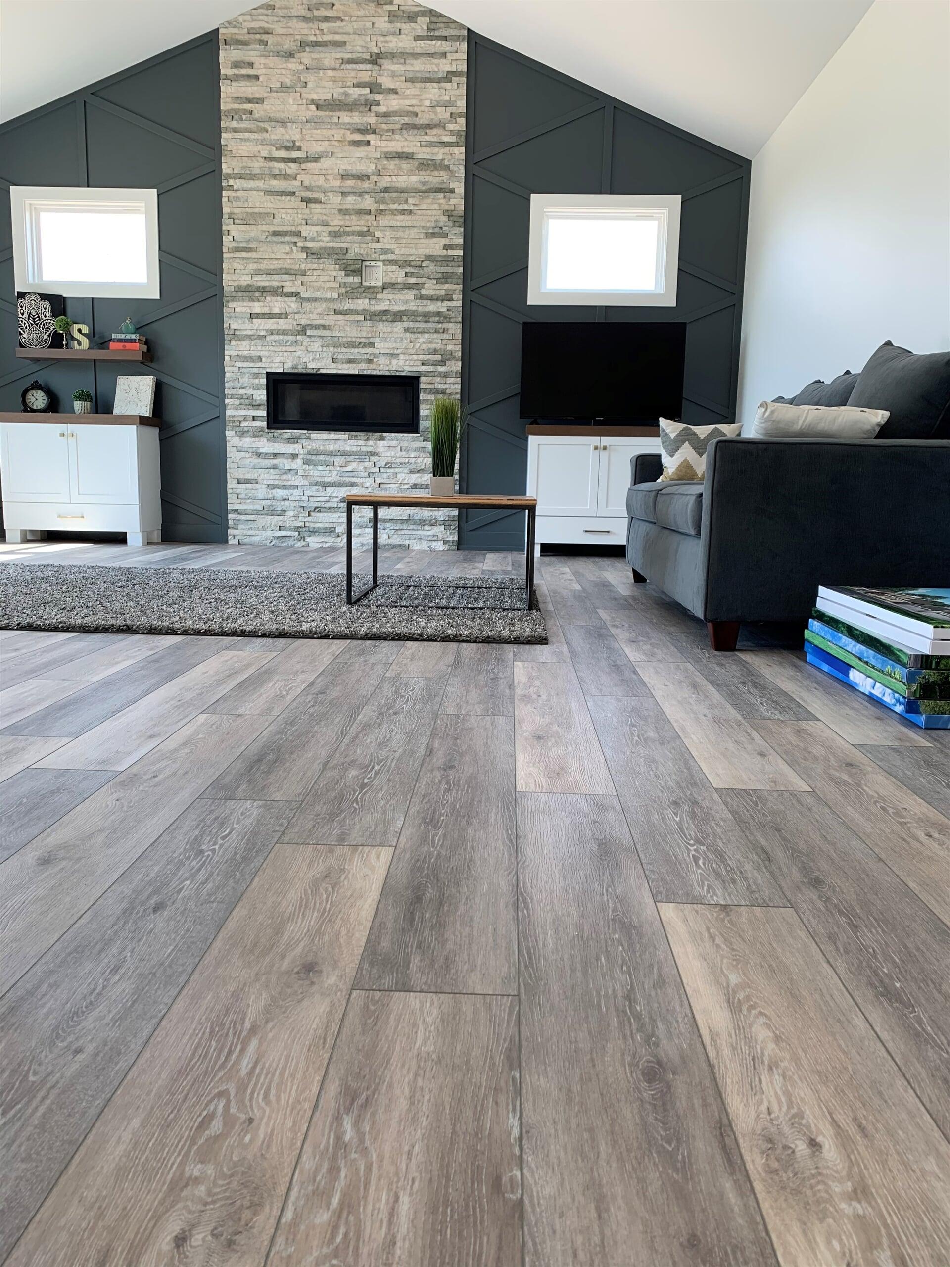 Vinyl flooring in Caledonia, MI from Village Custom Interiors