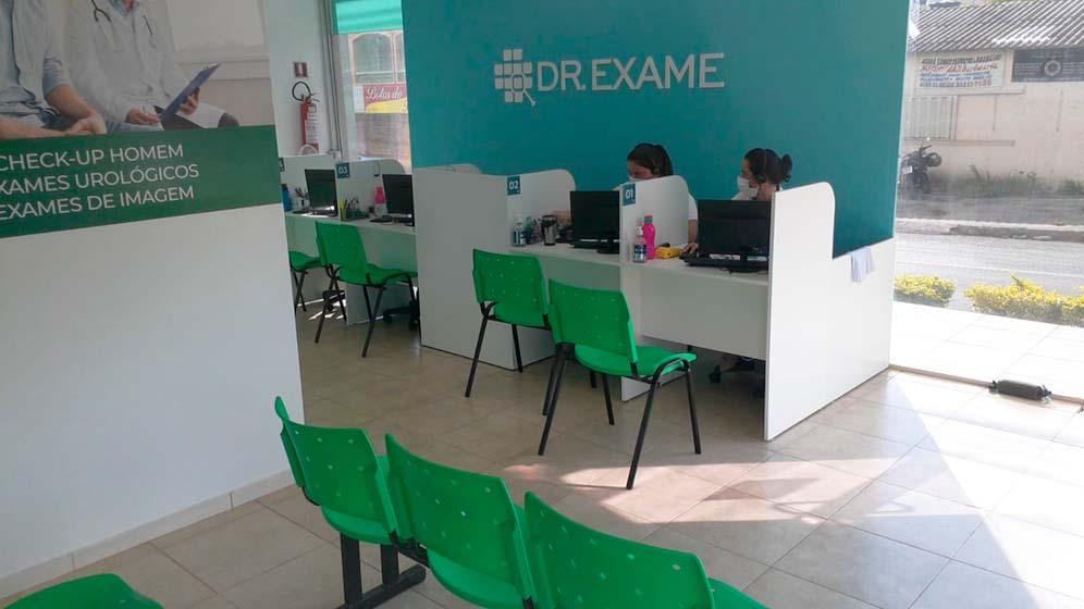 Dr. Exame – Unidade Gama – DF