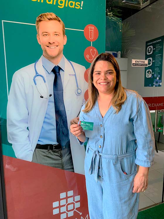 Dr. Exame – Unidade Belo Horizonte – Centro – MG
