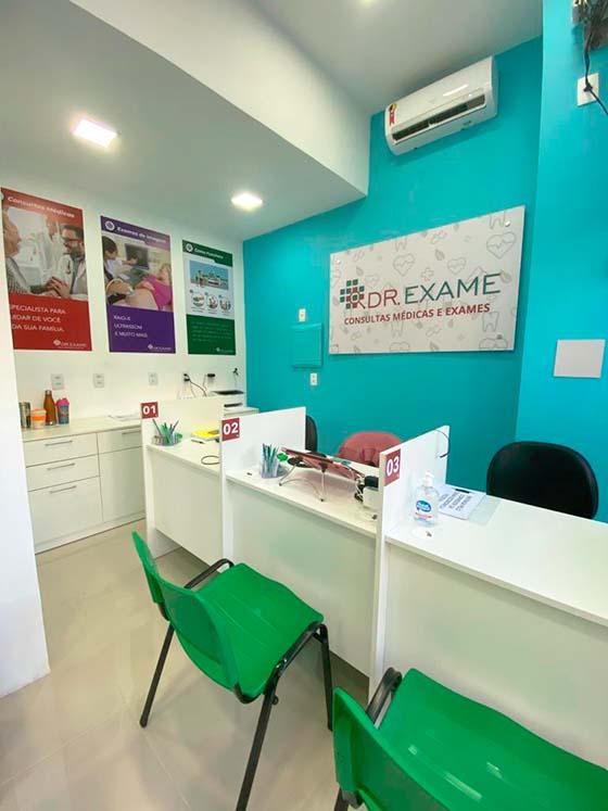 Dr. Exame – Unidade Salvador – Canela – BA