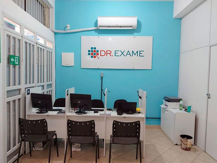 Dr. Exame – Unidade Ipatinga – MG