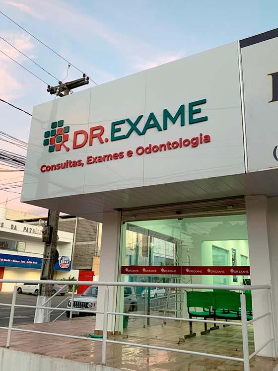 Dr. Exame – Unidade João Pessoa – PB